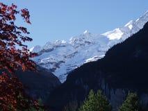Suiza hermosa Fotografía de archivo