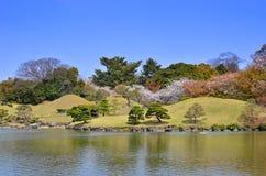 Suizenji Garden in Kumamoto, Japan Stock Images