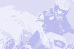 A sujeira do motocross Bikes 6 Imagens de Stock