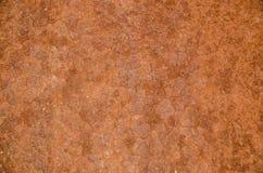 Sujeira e lama vermelhas do solo Imagem de Stock