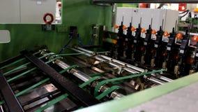 Sujetar con grapa-máquina metrajes
