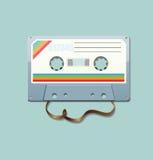 Sujete con cinta adhesiva Foto de archivo