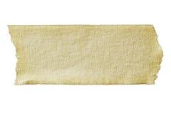 Sujete con cinta adhesiva (con el camino) Imagen de archivo libre de regalías