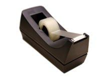 Sujete con cinta adhesiva Despensor Fotografía de archivo libre de regalías