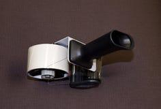 Sujete con cinta adhesiva el dispensador Fotos de archivo