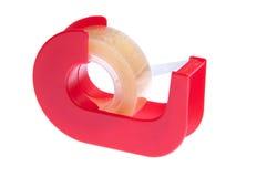 Sujete con cinta adhesiva el dispensador Fotos de archivo libres de regalías