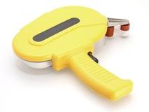 Sujete con cinta adhesiva el dispensador Foto de archivo libre de regalías