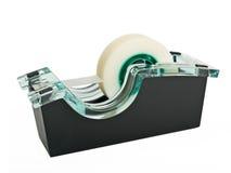 Sujete con cinta adhesiva el dispensador Foto de archivo