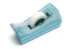 Sujete con cinta adhesiva el dispensador fotografía de archivo