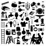 Sujets de Chambre Photo stock
