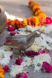 sujets de décoration du Ràjasthàn d'Inde un après-midi ensoleillé dans le jaip Photo stock