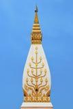 Sujja di Prathat, pagoda della Tailandia Fotografia Stock