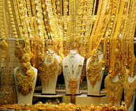 Suk dourado Fotografia de Stock Royalty Free