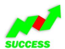 Sukcesów ludzie Zdjęcie Stock