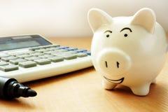 Sukcesów savings pojęcie Obrazy Royalty Free