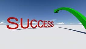 Sukces Zdjęcie Royalty Free