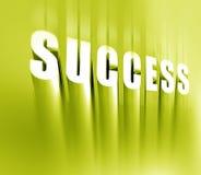 sukces Zdjęcie Stock