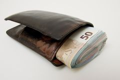 sukces finansowy Obrazy Stock