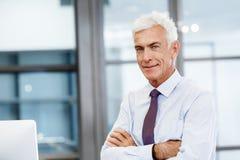 Sukces i profesjonalizm w osobie zdjęcie royalty free