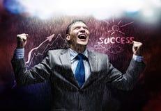 Sukces w biznesie Obrazy Stock