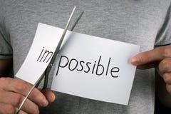 sukcesu i wyzwania poj?cie obraz stock