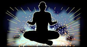 Sukhasana Yoga Pose Royalty Free Stock Images