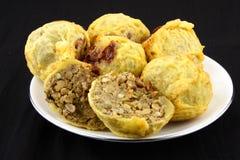 Sukhiyan,,A sweet snack. Royalty Free Stock Photography