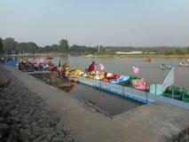 Sukhna Leke Stock Image