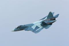 Sukhoi朴FA T-50 库存照片