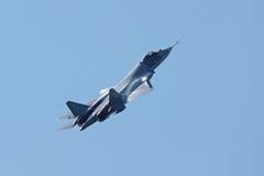 Sukhoi PAK FA T-50 prototype Royalty Free Stock Image