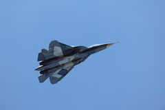 Sukhoi PAK FA T-50 Arkivbilder
