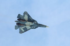 Sukhoi PAK FA T-50 Royalty Free Stock Photography