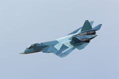 Sukhoi PAK FA T-50 Stock Photos