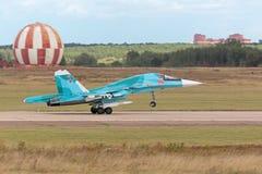 Sukhoi Su-34 (защитник) Стоковая Фотография