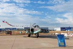 Sukhoi SU-25 Στοκ Εικόνα