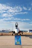 Sukhoi Su-35 (nom d'enregistrement de l'OTAN : FLANKER-e) Photographie stock