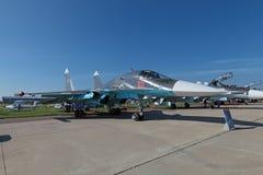 Sukhoi Su-34 Стоковая Фотография