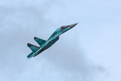 Sukhoi Su-34 Стоковые Изображения