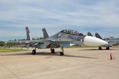Sukhoi Su-30 Lizenzfreies Stockfoto