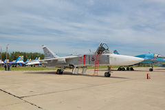 Sukhoi Su-24 Stockfoto