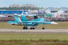 Sukhoi Su-34 Стоковые Изображения RF