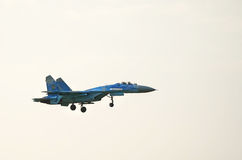 Sukhoi Su-27 Photo stock
