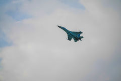 Sukhoi Su-27 Photographie stock