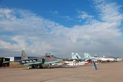 Sukhoi Su-25 (Frogfoot) Zdjęcia Royalty Free
