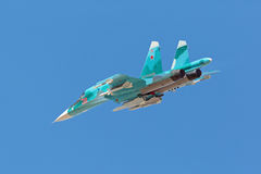 The Sukhoi Su-34 (Fullback) Stock Photography