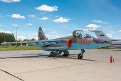 Sukhoi Su-25 Grach, Frogfoot Zdjęcia Stock