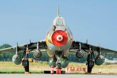 Sukhoi Su-22 Royalty Free Stock Photos