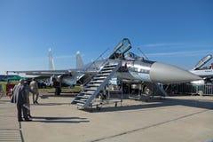 Sukhoi Su-35 Royalty Free Stock Photos