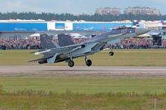 Sukhoi Su-35 Stock Photography