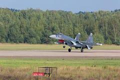Sukhoi Su-35 Royalty Free Stock Image